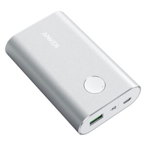 Anker PowerCore+ 10050 mAh Quick Charge 3.0 Silver