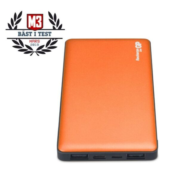 GP Voyage 2.0 10000 mAh USB-C powerbank, Orange