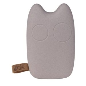 GreyLime Power Owl, 7800 mAh powerbank, Sandfarvet