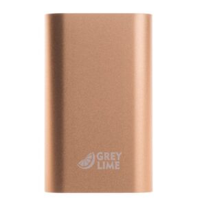 GreyLime Power Tough, 5200 mAh powerbank, Rose Gold