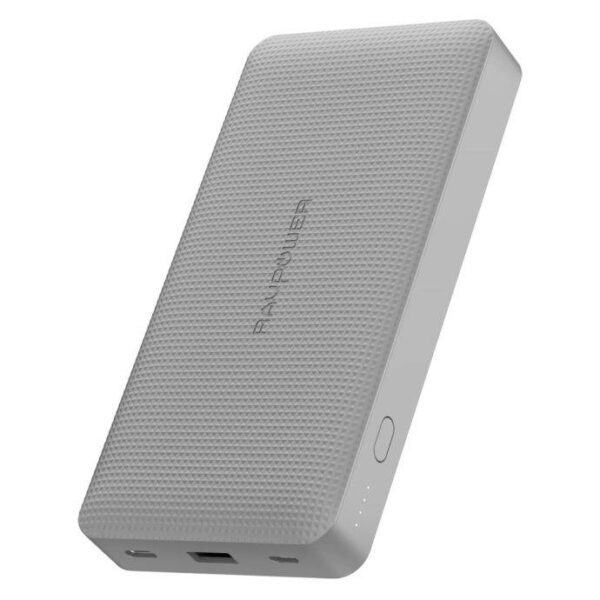 RAVPower Blade Series 20100 mAh powerbank, 45W USB-C PD output, Grå